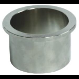 Siphonrohr für Obenentleerung DN80