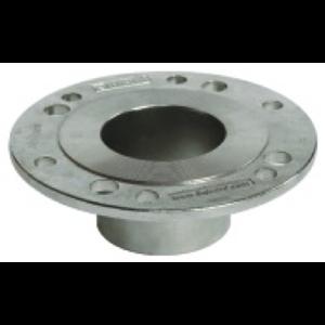 Brida de tubo de sifón para Topdischarge DN80