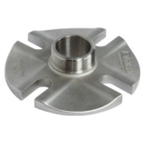 """Coupling for 1.5"""" Air Inlet Ball Valve"""