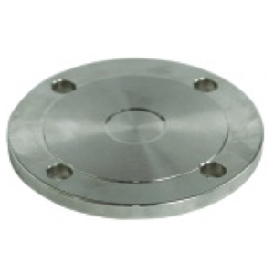 "Blind Flange  for 1.5"" Air Inlet Ball Valve SS 316L"