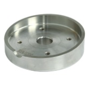 "Recess Flange for 1.5"" Air Inlet Ball Valve SS 316L"