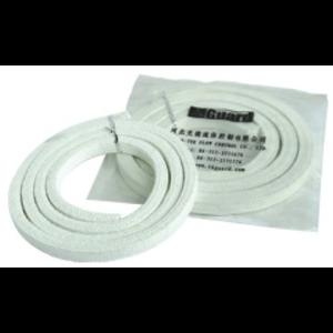 Joint en PTFE pour trou d'homme sans noyau en silicone, 14x12x1650mm