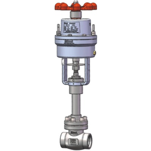 T75 Cut-off valve DN 50 Cylinder Pressure 4-7 bar