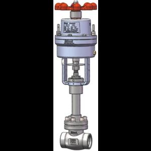T75 Válvula de corte DN 50 Presión del cilindro 4-7 bar