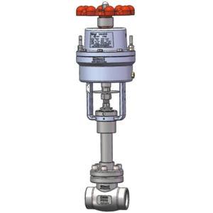 T75 Cut-off valve DN 40 Cylinder Pressure 4-7 Bar