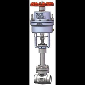 T75 Válvula de corte DN 40 Presión del cilindro 4-7 Bar