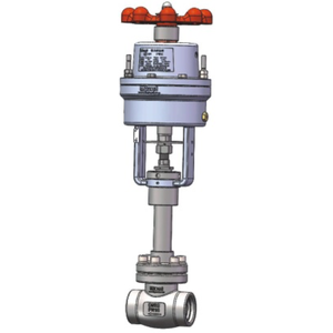 T75 Absperrventil DN 32 Flaschendruck 4-7 Bar