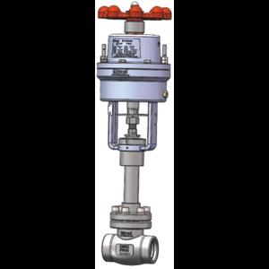 T75 Válvula de corte DN 32 Presión del cilindro 4-7 bar