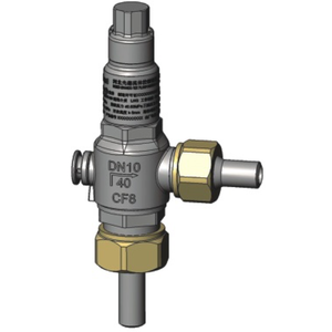 T75 Soupape de décharge DN 10 Réglage de la pression 1,6 MPa