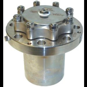 T50 Gas overdrukklep drukbereik 6,90 - 36,24 bar, RVS 316
