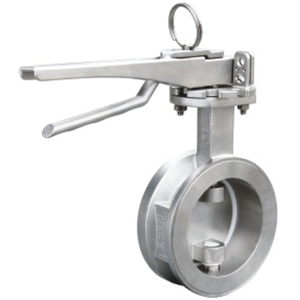 "Operating Lever for 3"" Clamped Butterfly Valve"