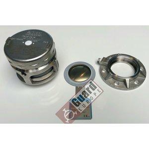 65 mm ICON (FS) RUPTURE DISC DN65 4.84 BAR bei 20 Grad.
