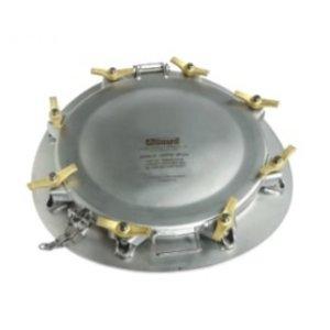 Deckel für Manlid 500 mm Low Profile, 8 Punkte
