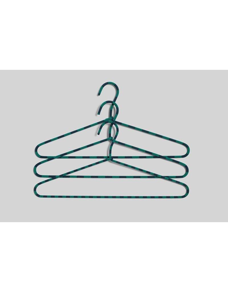 kleerhangers cord hanger green