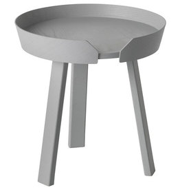 salontafel Around Table Small Grey