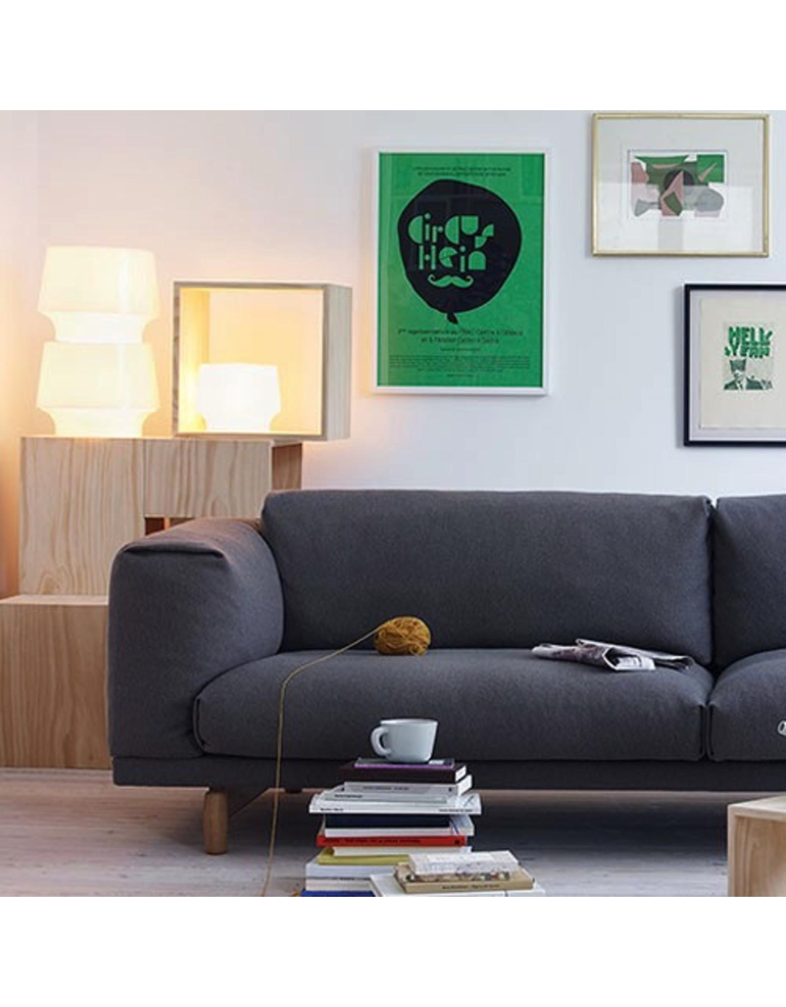 zetels Rest Sofa 2-seater