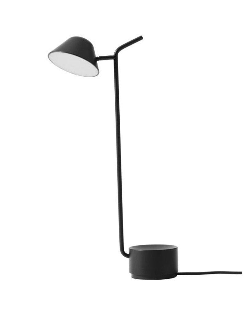 lampen PEEK TABLE LAMP BLACK
