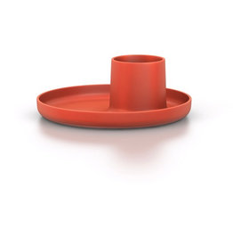 accessoires OFFICE ACC. O-TIDY POPPY RED