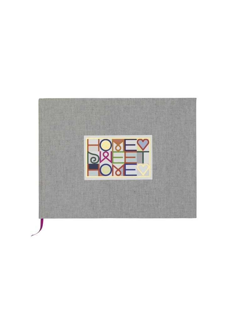 accessoires GUESTBOOK HOME SWEET HOME