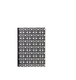 Papierwaren NOTEBOOK SOFTCOVER A5 FACETS BLACK