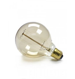 lampen EDISON DECO LAMP 90X140MM 25W WHITE BOX