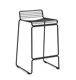 Stoelen HEE BAR STOOL BLACK H65