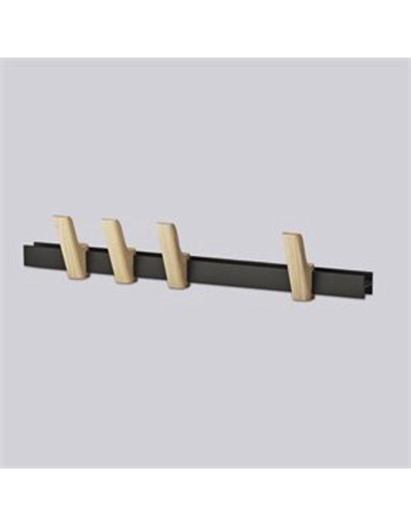 Wonderbaarlijk kapstok HAY Beam 60cm. - Scandinavisch design - 09/278.52.50 XH-73