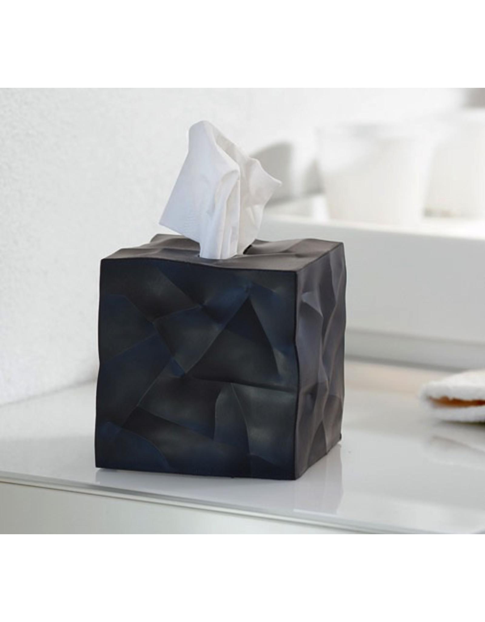 accessoires WIPY I TISUE BOX BLACK