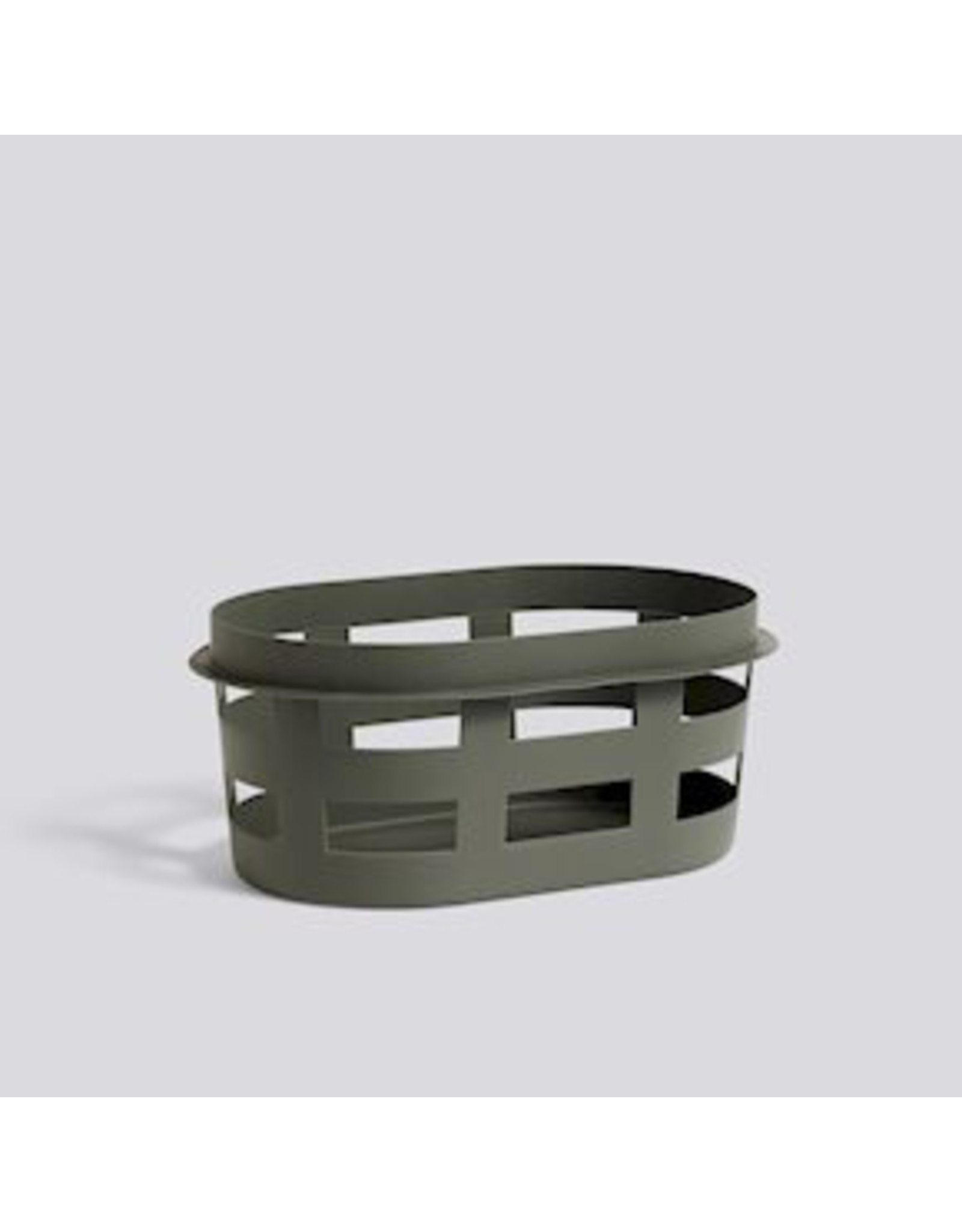 badkamer accessoires LAUNDRY BASKET SMALL ARMY
