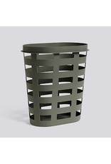badkamer accessoires LAUNDRY BASKET LARGE ARMY