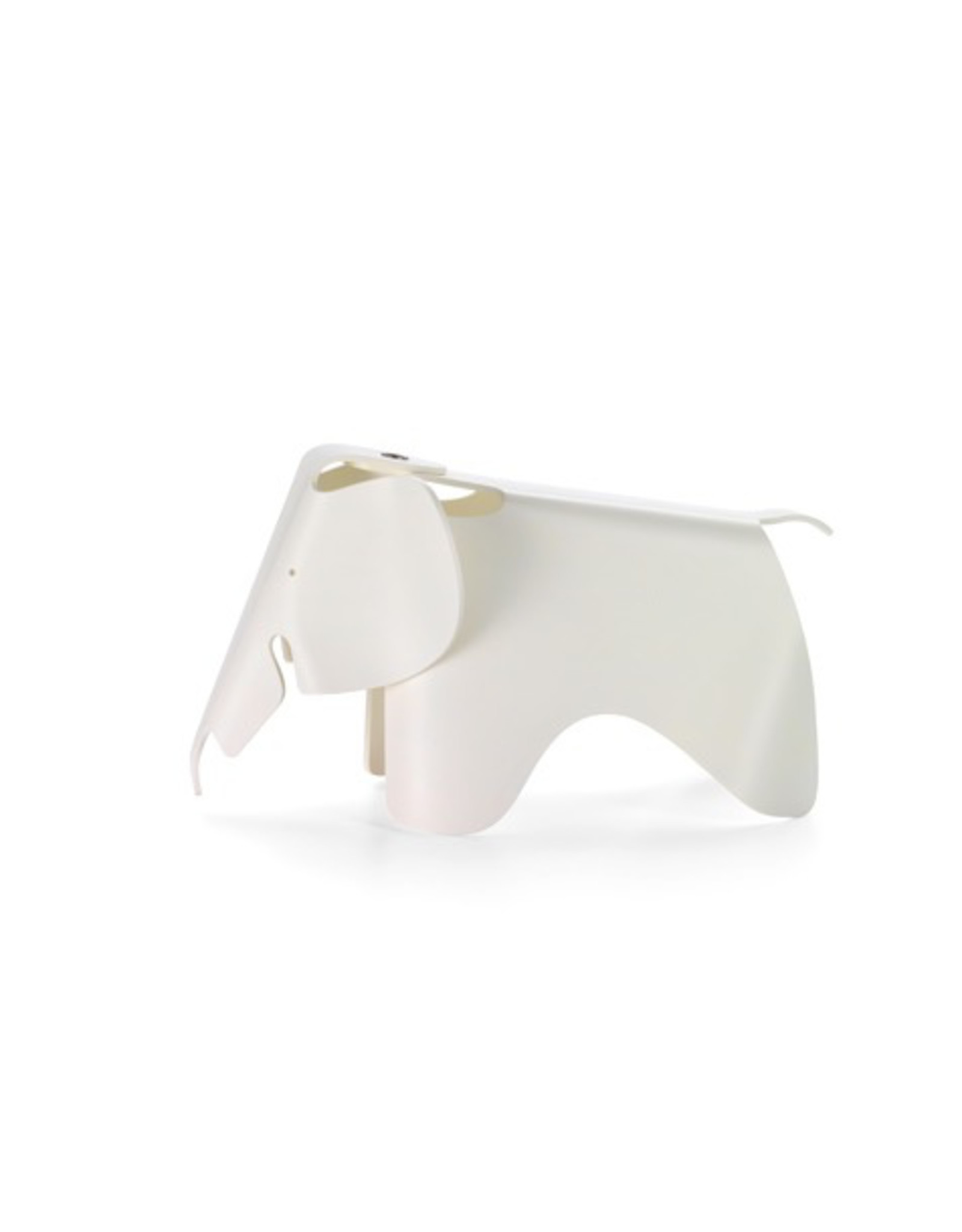 accessoires EAMES ELEPHANT SMALL WHITE