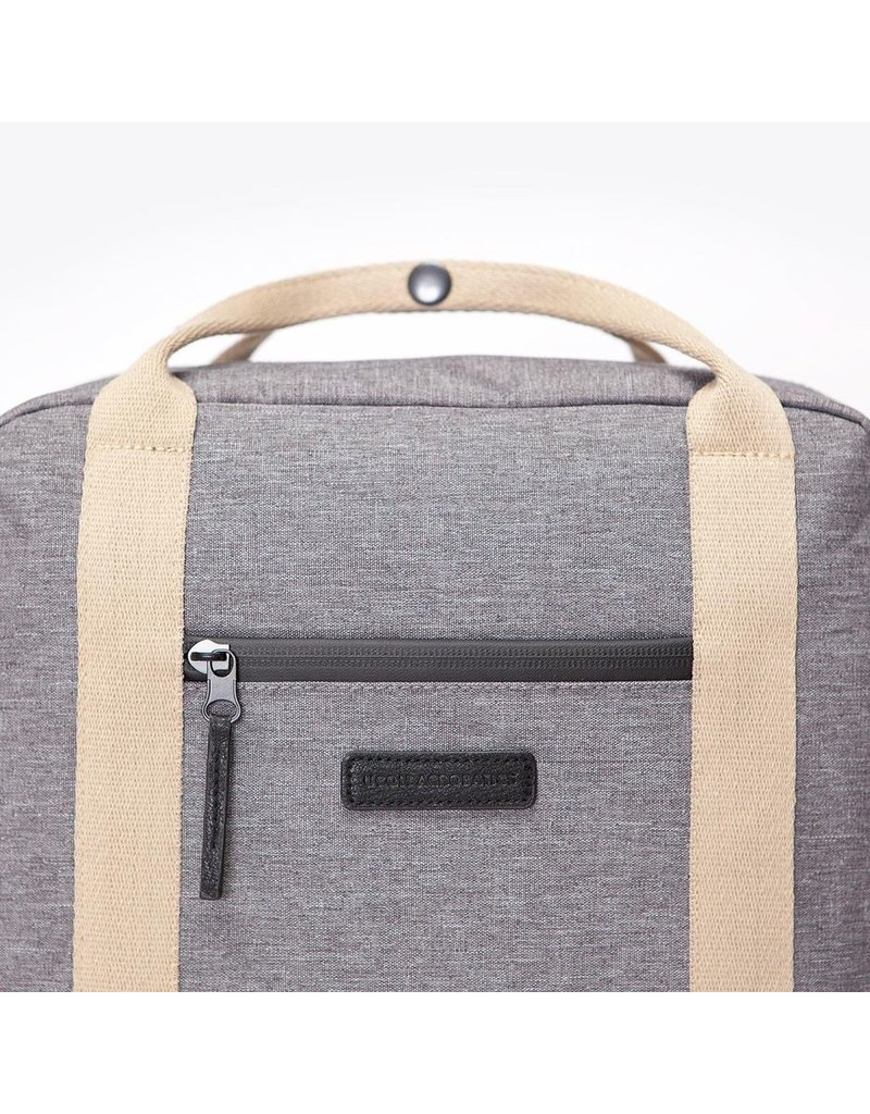 Tassen ISON BACKPACK SLATE SERIES GREY