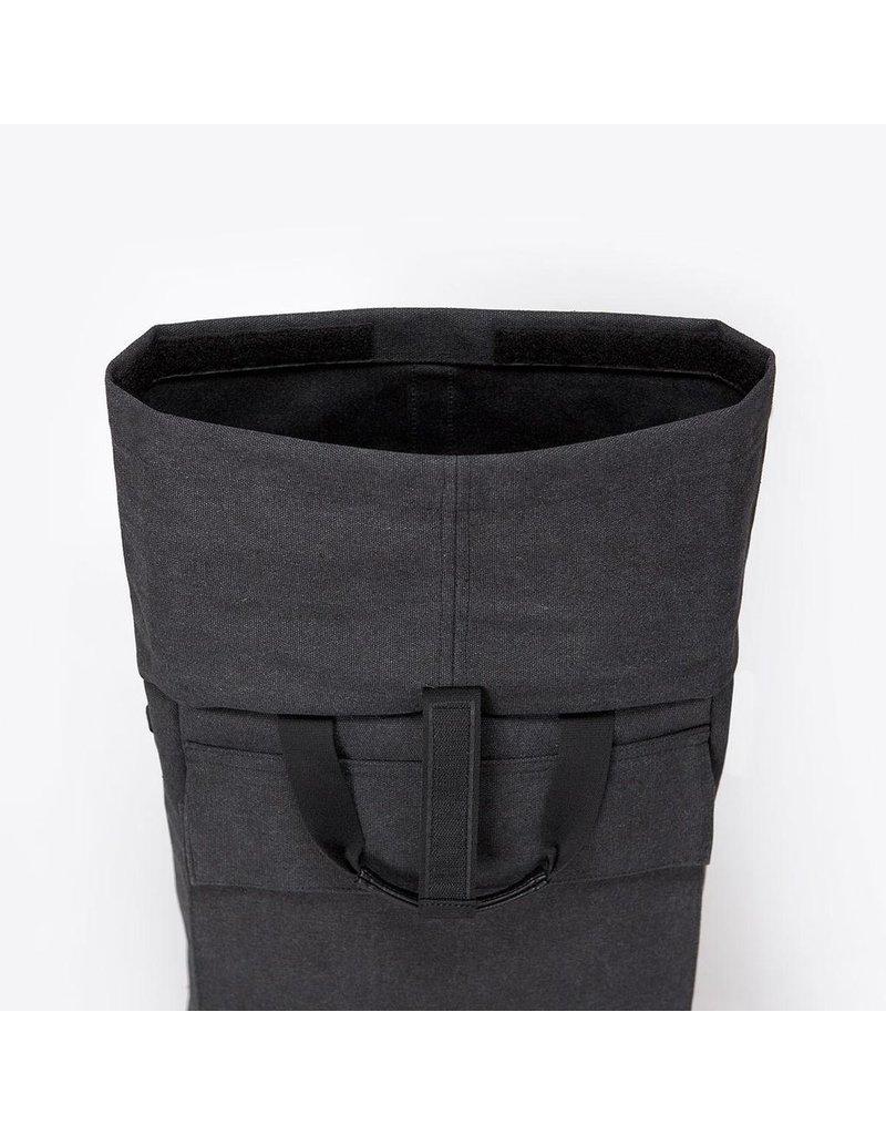 Tassen CROW COLIN BACKPACK BLACK