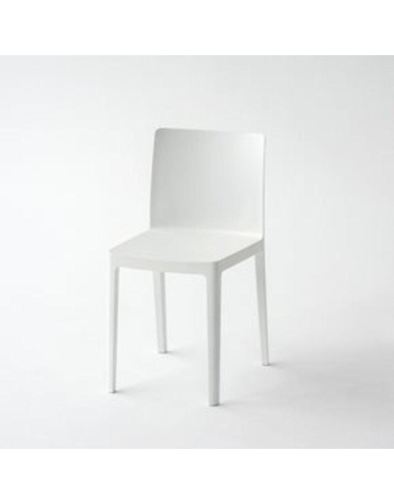 Stoelen ÉLÉMENTAIRE CHAIR / CREAM WHITE