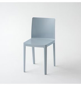 Stoelen ÉLÉMENTAIRE CHAIR / BLUE GREY