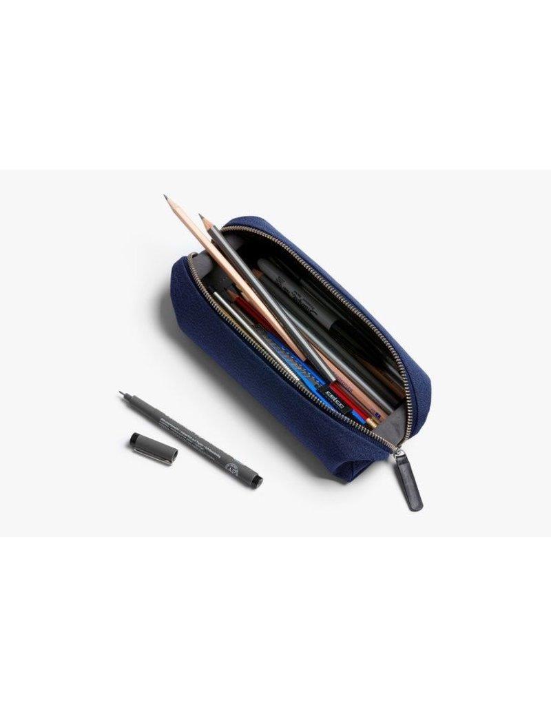 Gadgets PENCIL CASE PLUS WOVEN INKBLUE