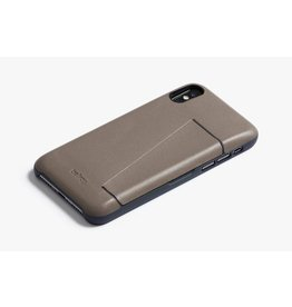 Gadgets PHONE  CASE IPHONE X -  3 CARDS - STONE