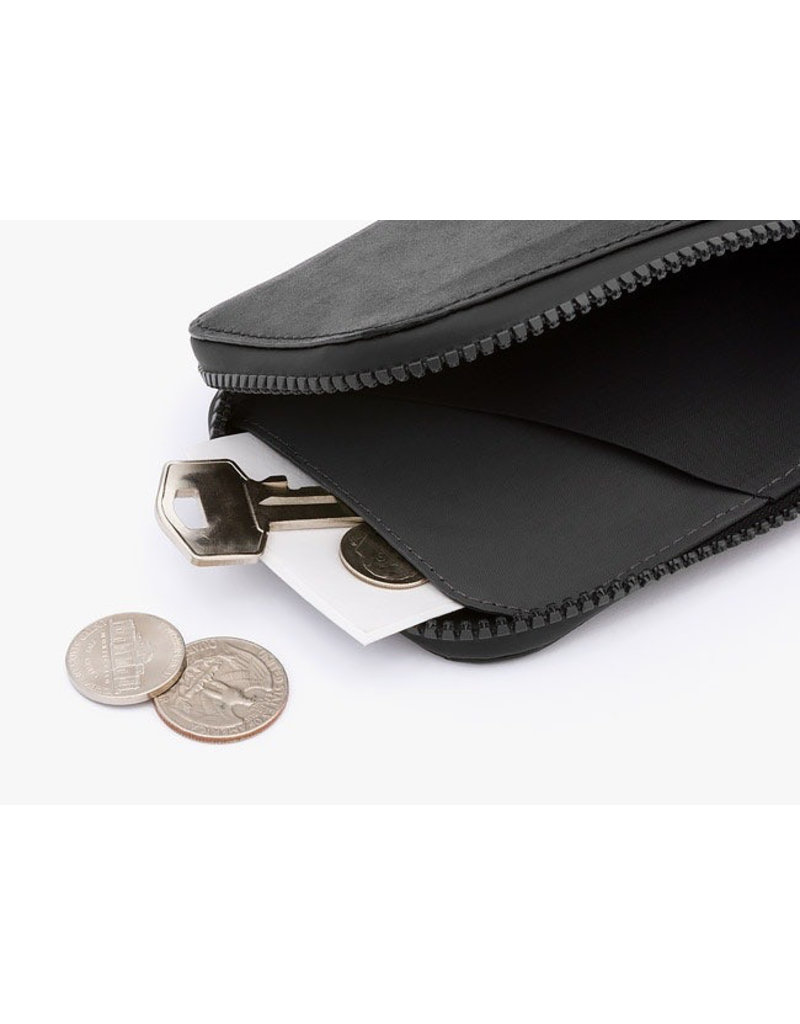 Gadgets ALL CONDITIONS PHONE POCKET - LEATHER BLACK