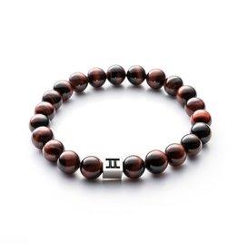 Juwelen CLASSIC 8MM BORDEAUX M