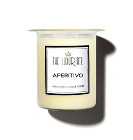 Kaarsen APERITIVO CANDLE INSERT CLEAR