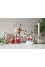 kerst Santa Snow Globe