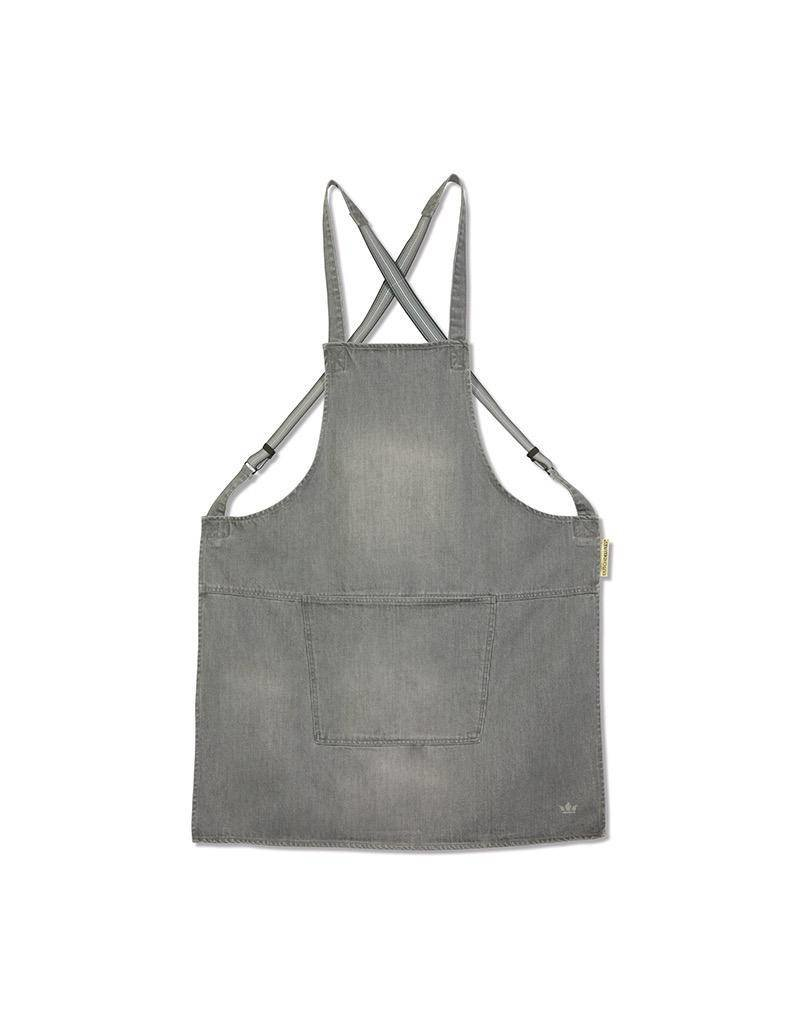 Keukengerei TABLIER - SUSPENDER SERIES - DENIM GREY