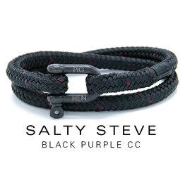 Juwelen SALTY STEVE BLACK PURPLE CC GRAND