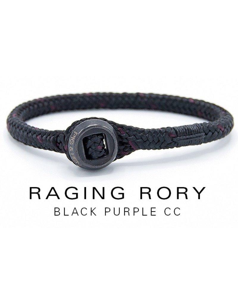 Juwelen RAGING RORY BLACK PURPLE CC MEDIUM