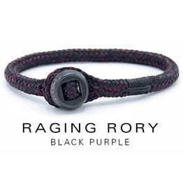 Juwelen RAGING RORY BLACK PURPLE LARGE