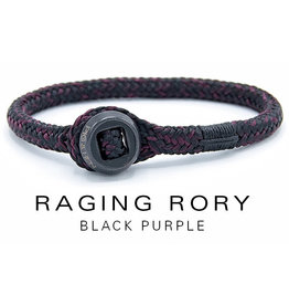 Juwelen RAGING RORY BLACK PURPLE MEDIUM