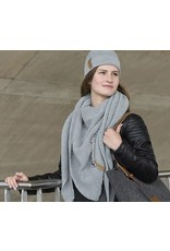 textiel JAZZ BEANIE UNISEKS UNE TAILLE GRIS CLAIR