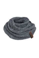 textiel COCO COLSJAAL ANTRACIET/LICHT GRIJS