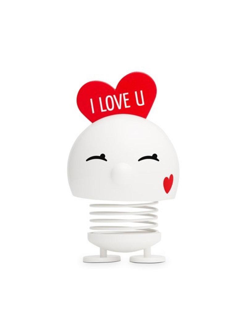 Gadgets LARGE BIMBLE LOVE WHITE