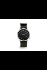 uurwerken WINSTON SUBS NATO GREEN
